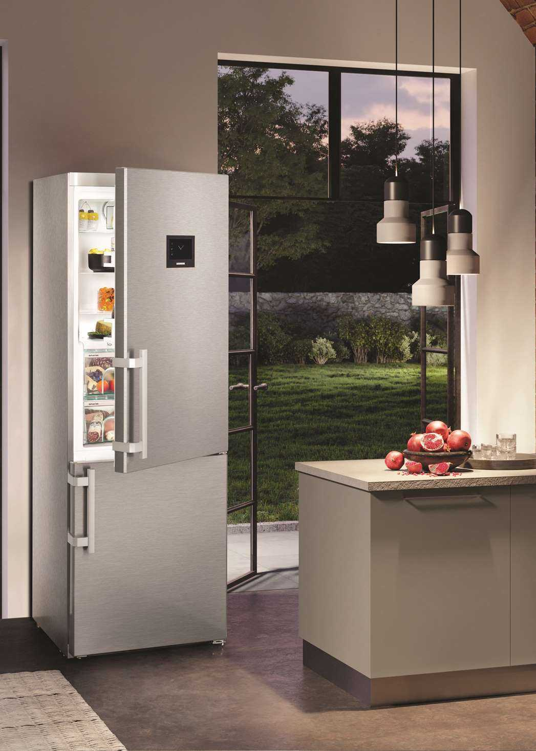 купить Двухкамерный холодильник Liebherr CBNPes 5758 Украина фото 17
