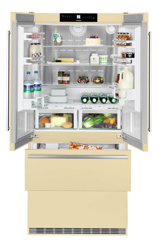 купить Двухкамерный холодильник Liebherr CBNbe 6256 Украина фото 0