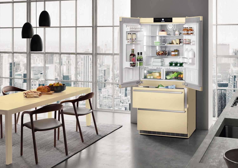 купить Двухкамерный холодильник Liebherr CBNbe 6256 Украина фото 4