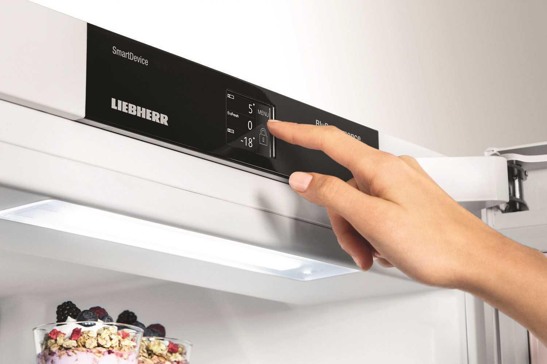 купить Двухкамерный холодильник Liebherr CBNef 4815 Украина фото 10