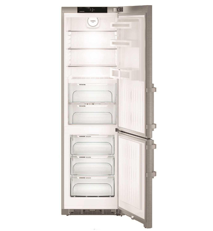 купить Двухкамерный холодильник Liebherr CBNef 4815 Украина фото 2