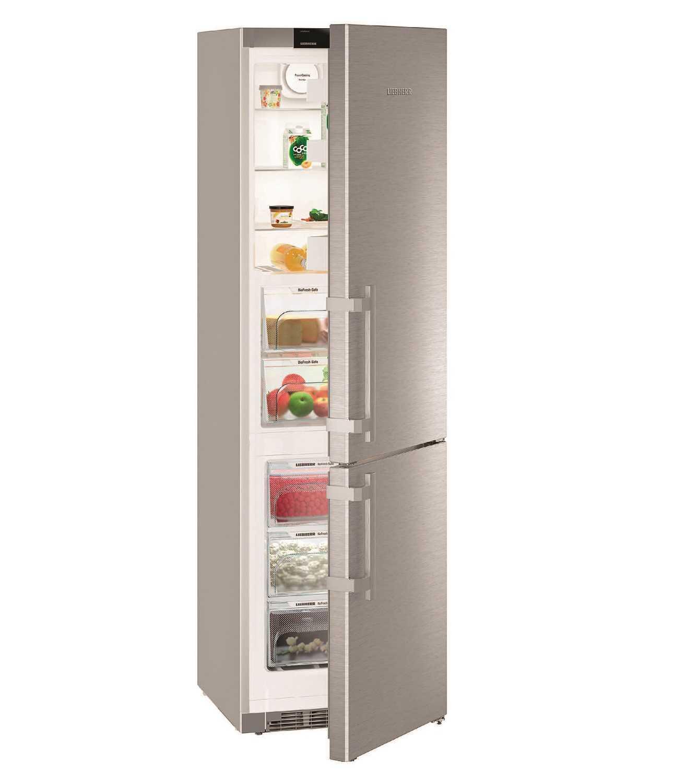 Двухкамерный холодильник Liebherr CBNef 4815 купить украина