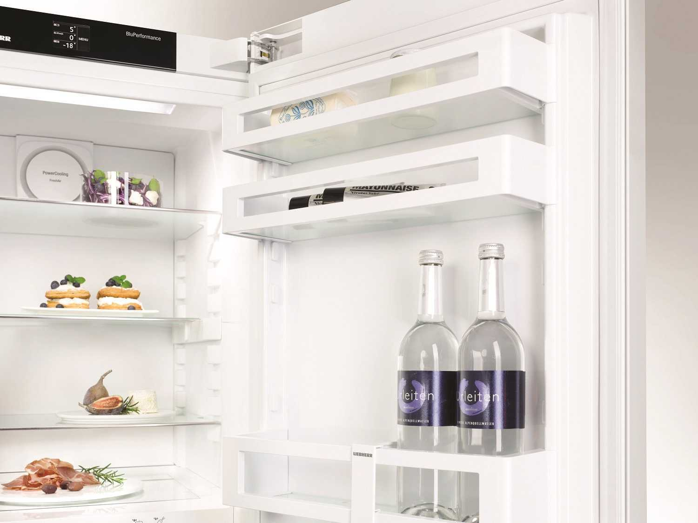 купить Двухкамерный холодильник Liebherr CBNEF 4815 Украина фото 12