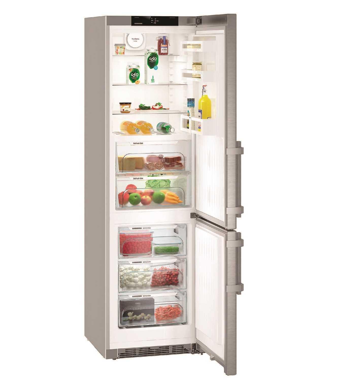 купить Двухкамерный холодильник Liebherr CBNEF 4815 Украина фото 5