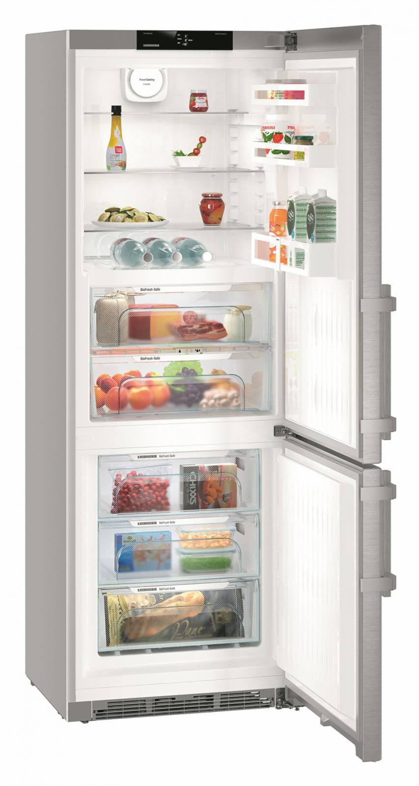 купить Двухкамерный холодильник Liebherr CBNef 5715 Украина фото 0