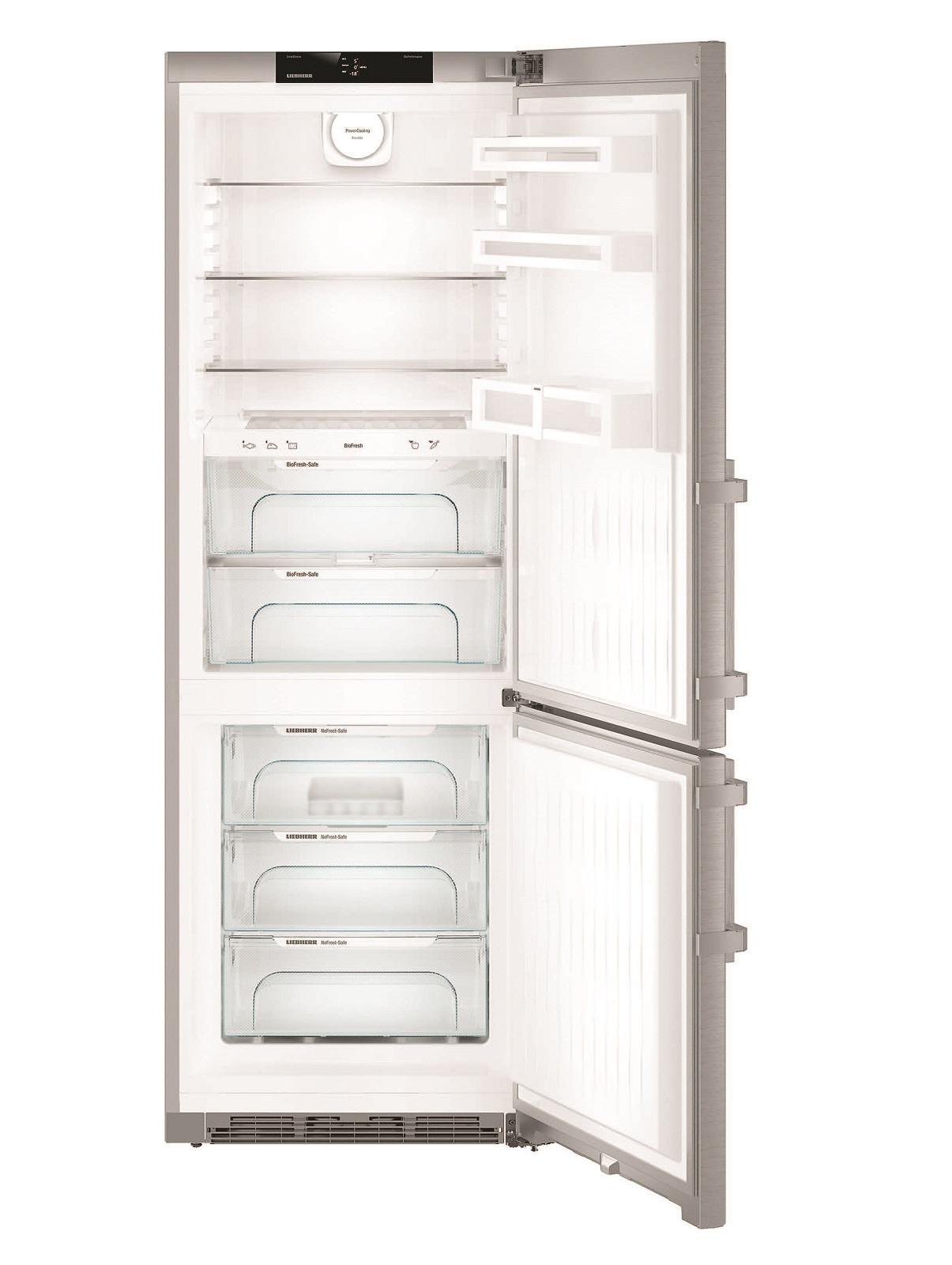 купить Двухкамерный холодильник Liebherr CBNef 5735 Украина фото 8