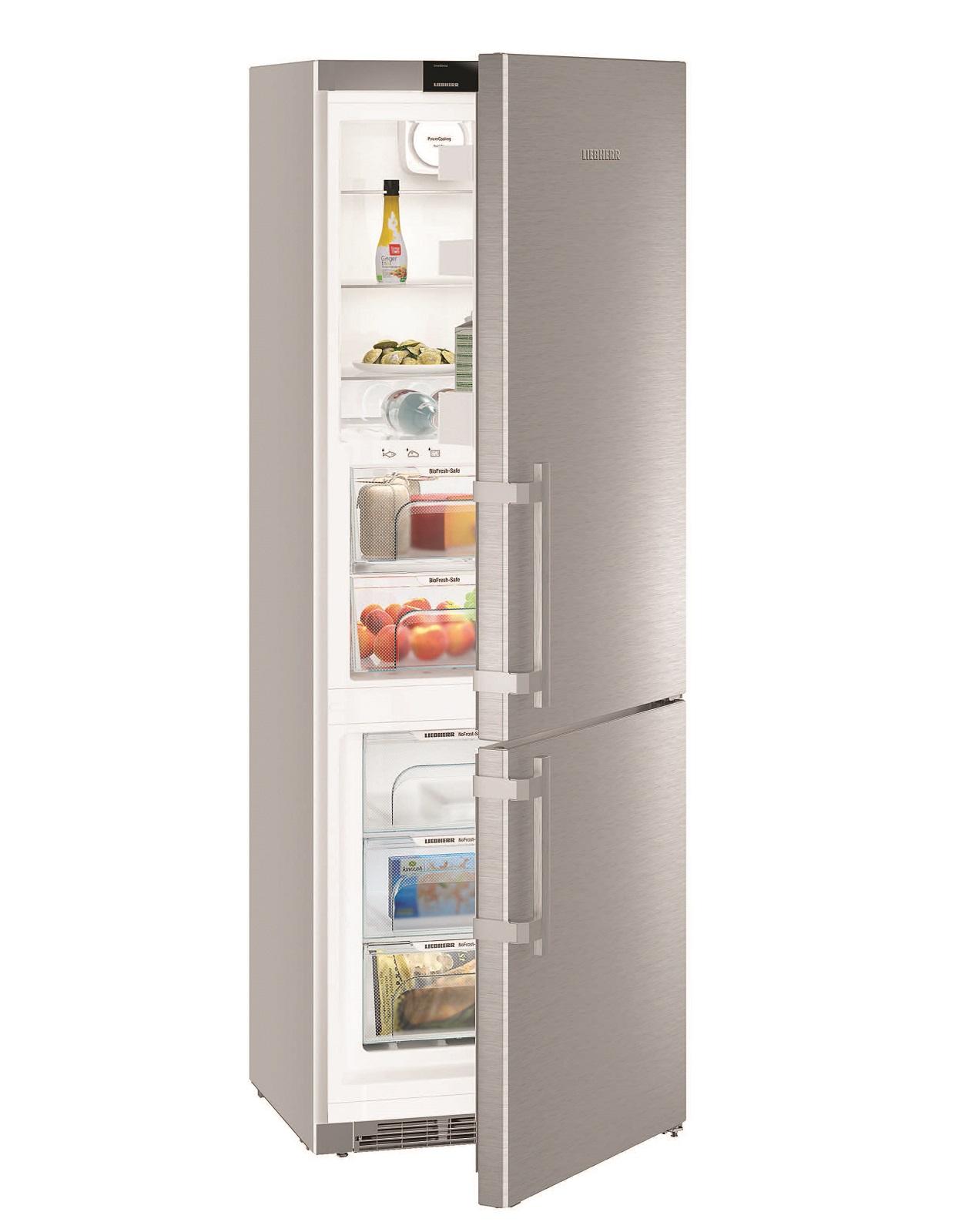 купить Двухкамерный холодильник Liebherr CBNef 5735 Украина фото 3