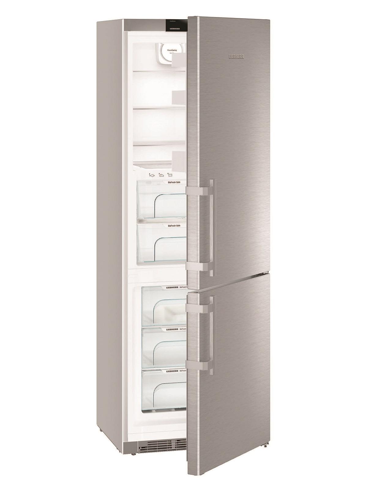 купить Двухкамерный холодильник Liebherr CBNef 5735 Украина фото 2