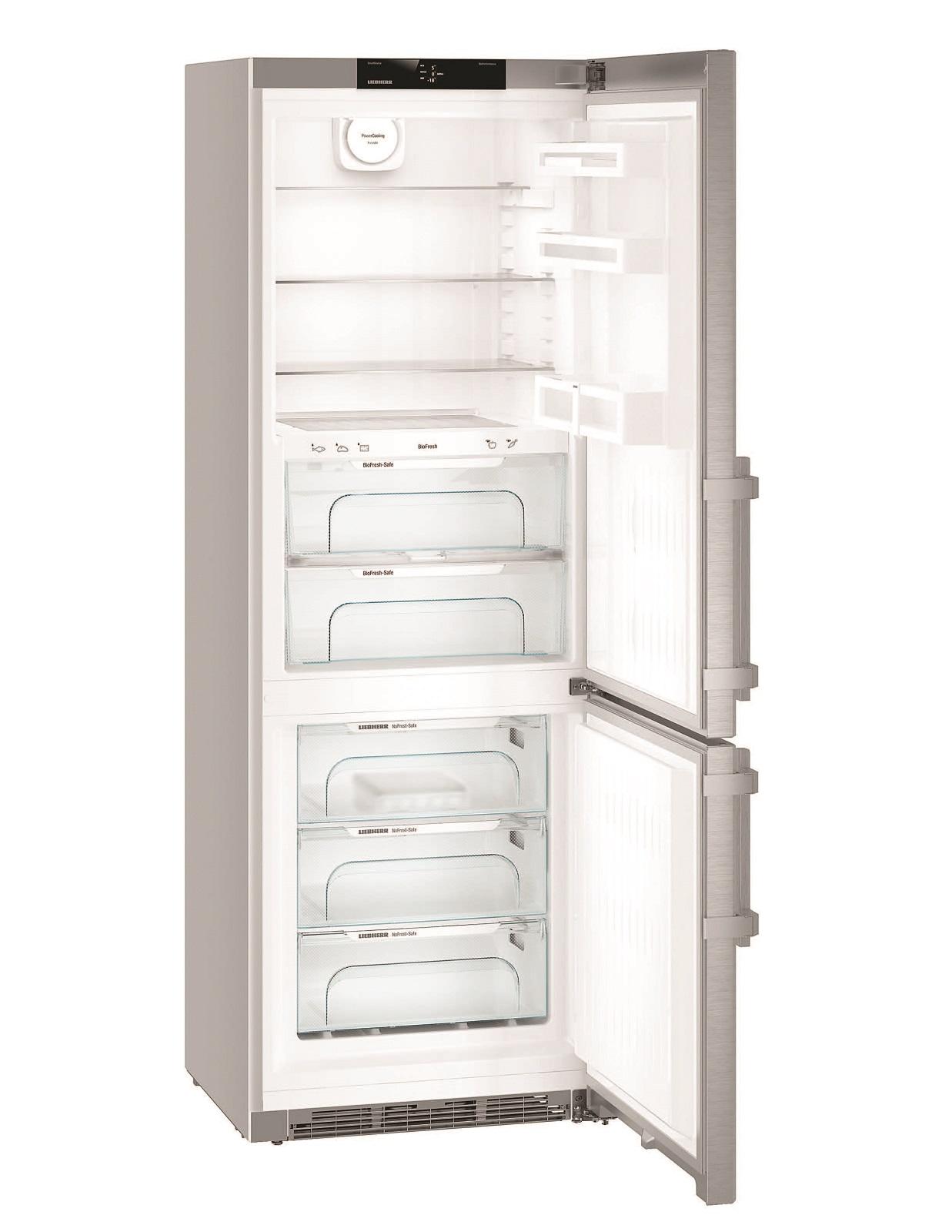 купить Двухкамерный холодильник Liebherr CBNef 5735 Украина фото 1