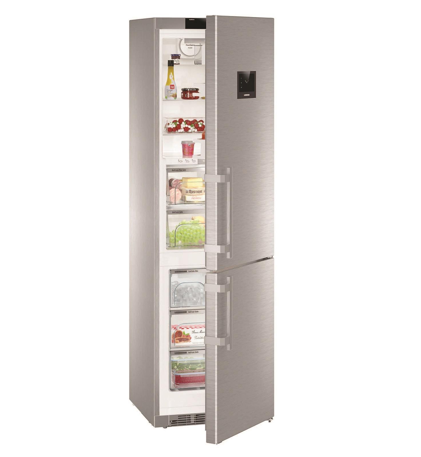 купить Двухкамерный холодильник Liebherr CBNes 4898 Украина фото 2