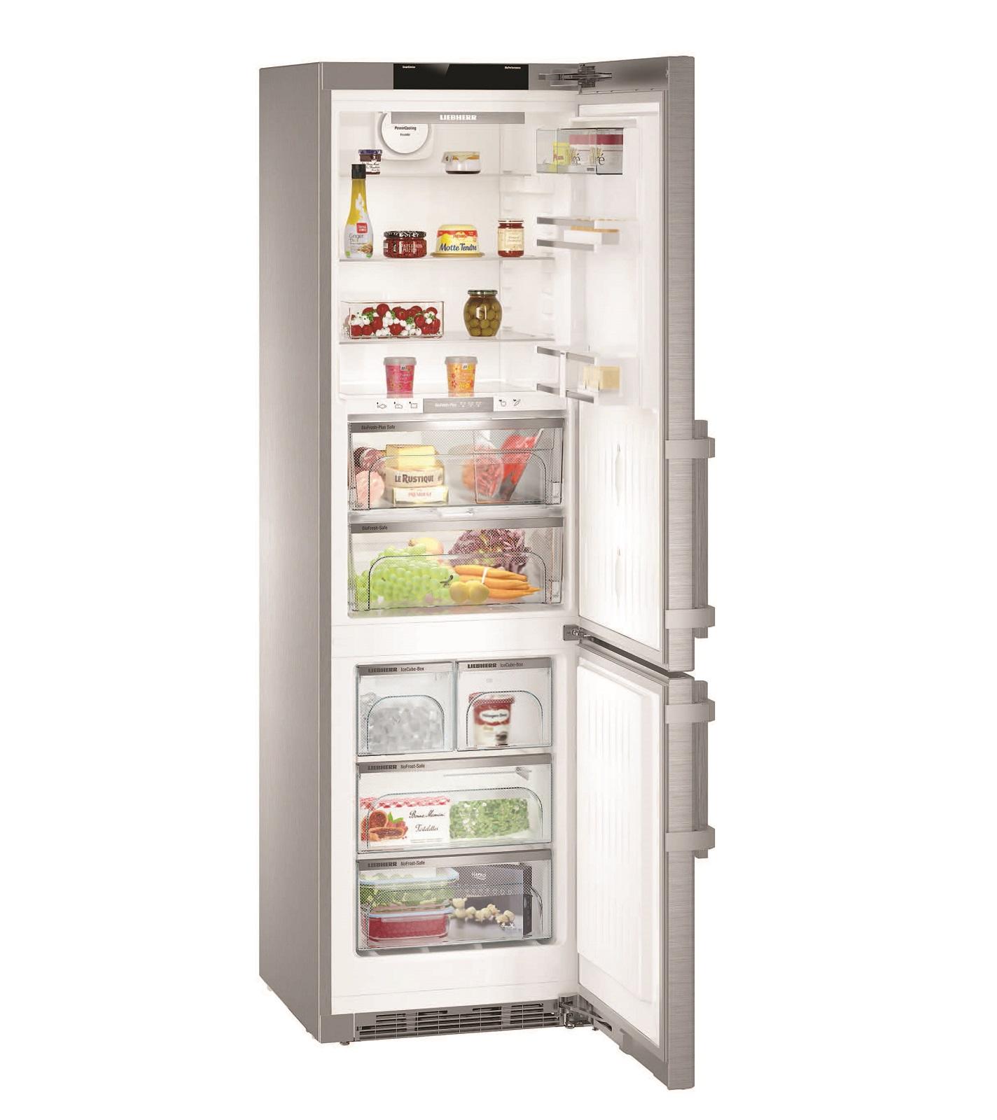 купить Двухкамерный холодильник Liebherr CBNes 4898 Украина фото 0