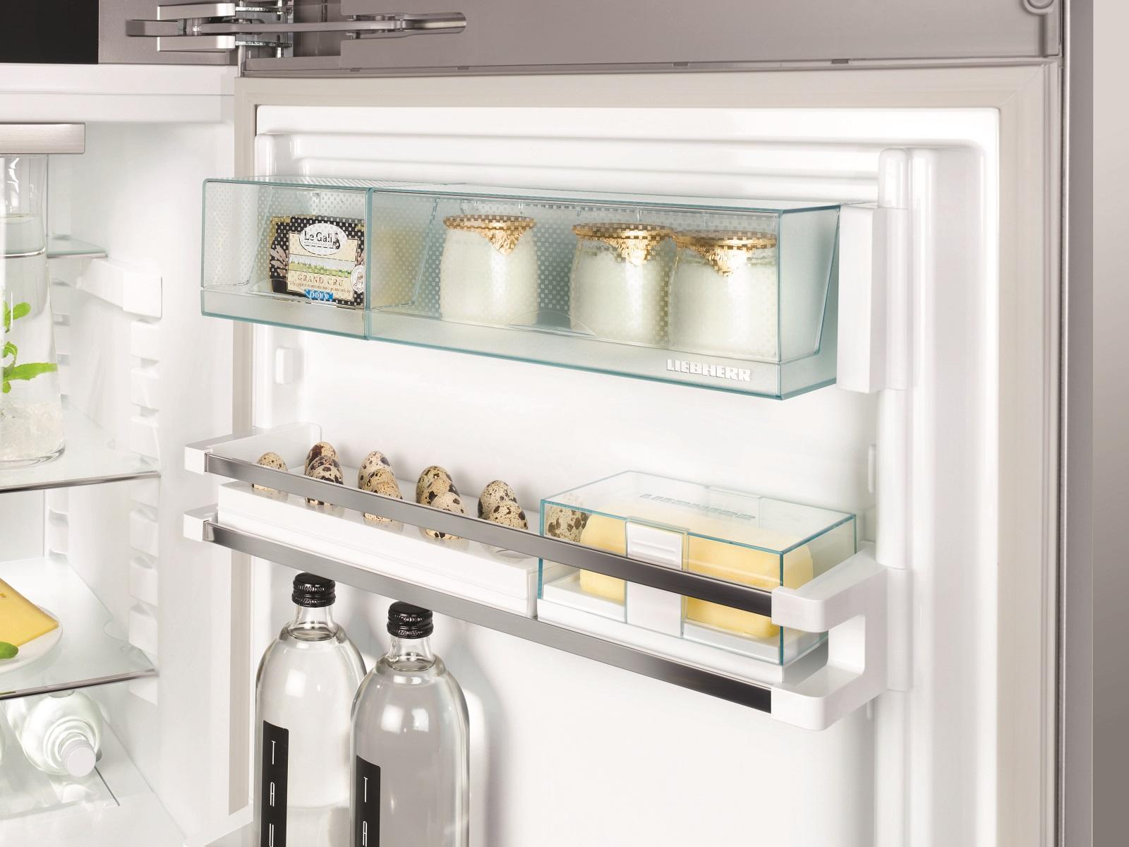 купить Двухкамерный холодильник Liebherr CBNes 4898 Украина фото 9