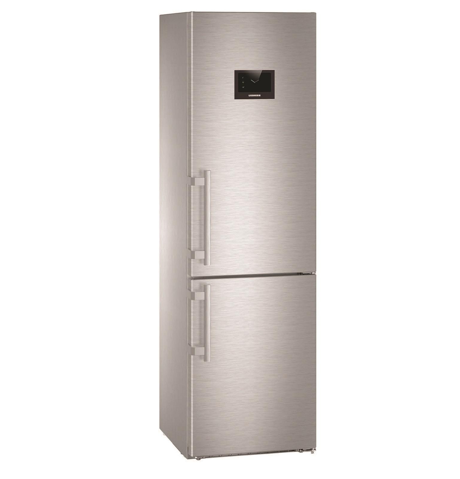 купить Двухкамерный холодильник Liebherr CBNes 4898 Украина фото 4