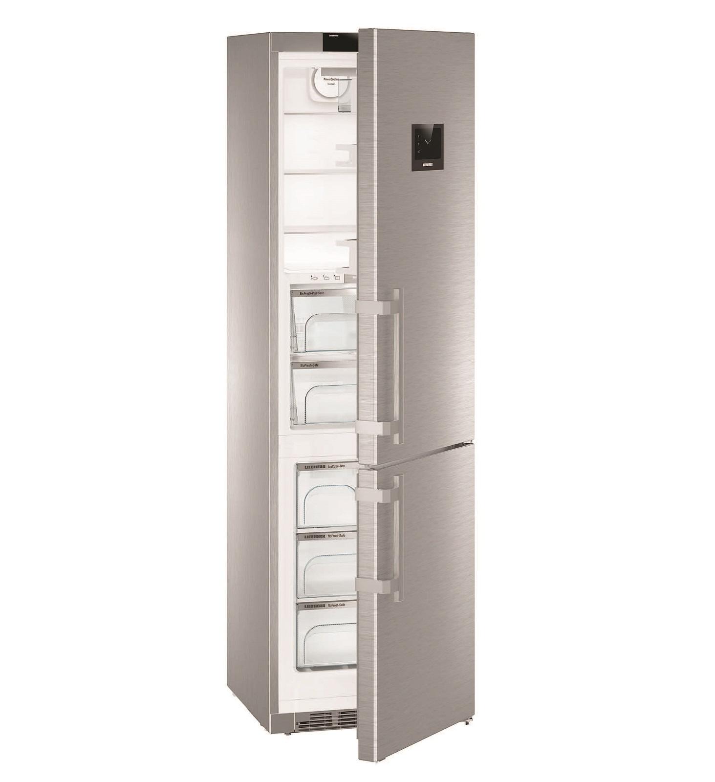 купить Двухкамерный холодильник Liebherr CBNes 4898 Украина фото 3