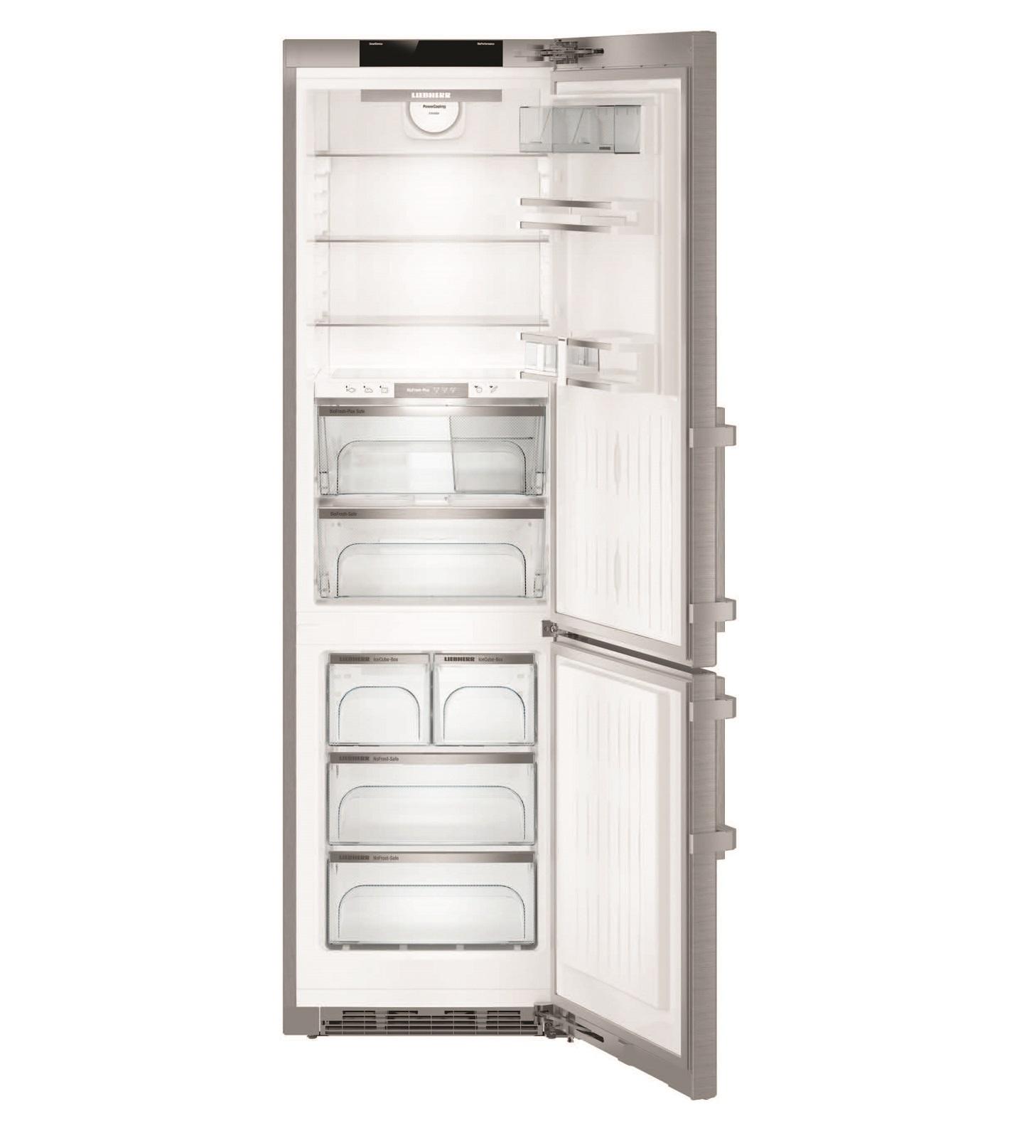 купить Двухкамерный холодильник Liebherr CBNes 4898 Украина фото 5