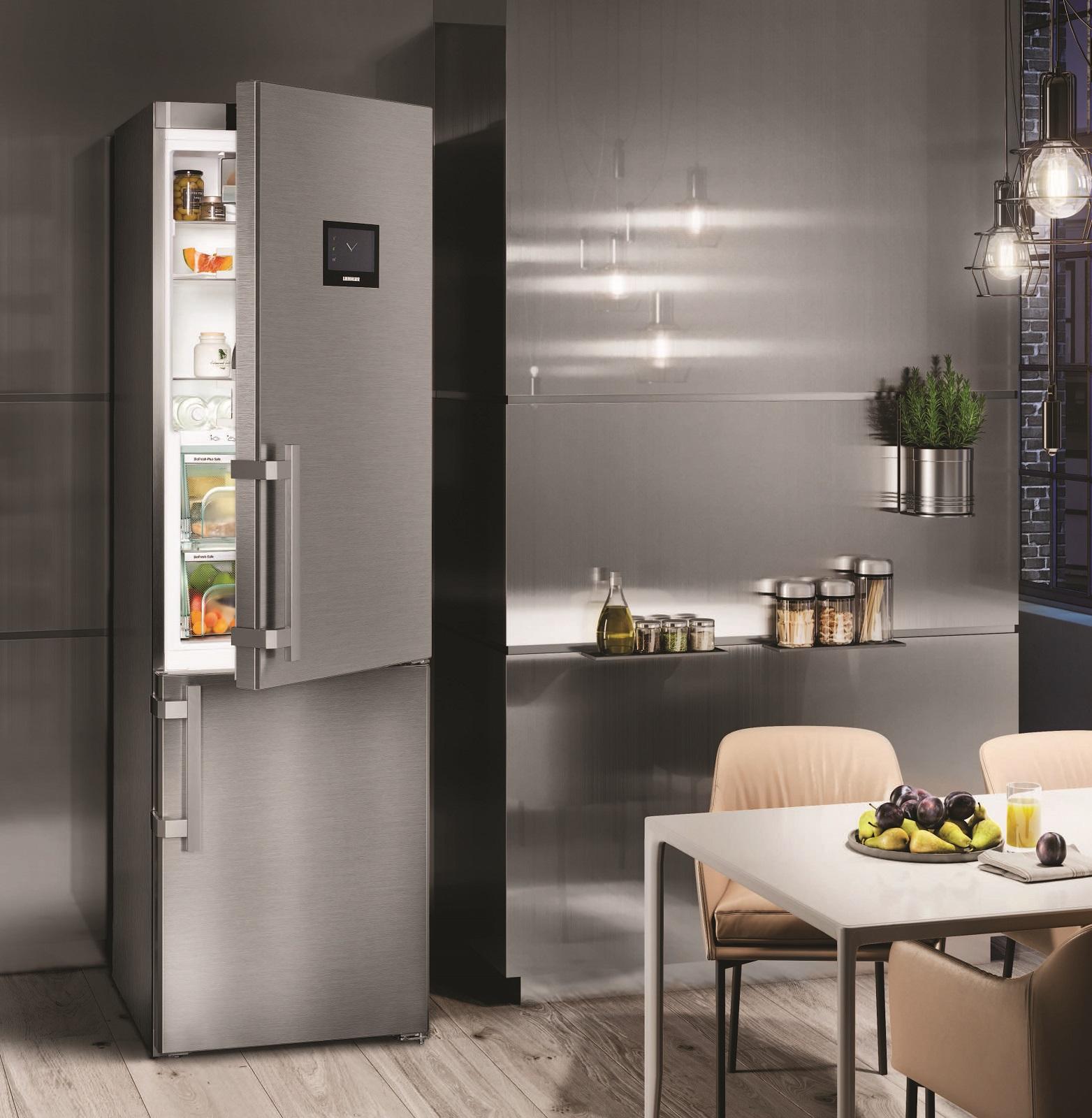 купить Двухкамерный холодильник Liebherr CBNes 4898 Украина фото 8