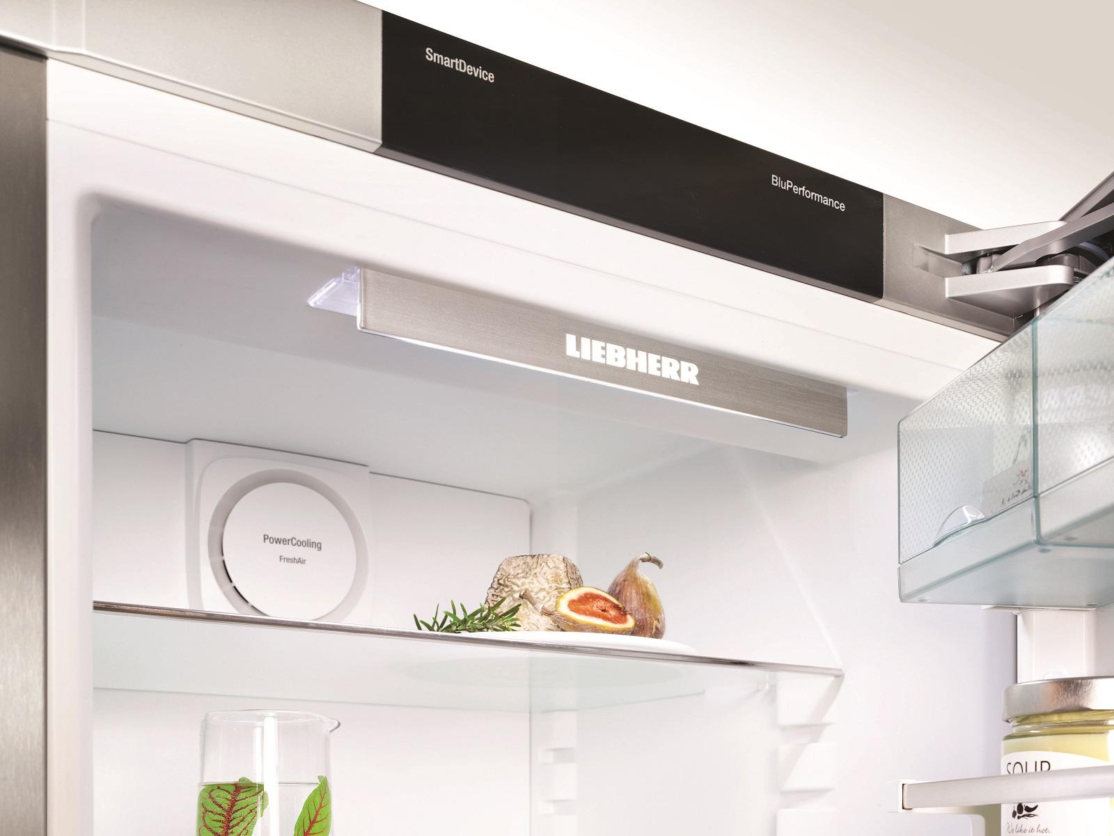 купить Двухкамерный холодильник Liebherr CBNes 4898 Украина фото 18