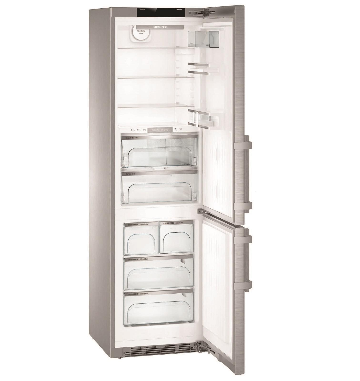 купить Двухкамерный холодильник Liebherr CBNes 4898 Украина фото 1