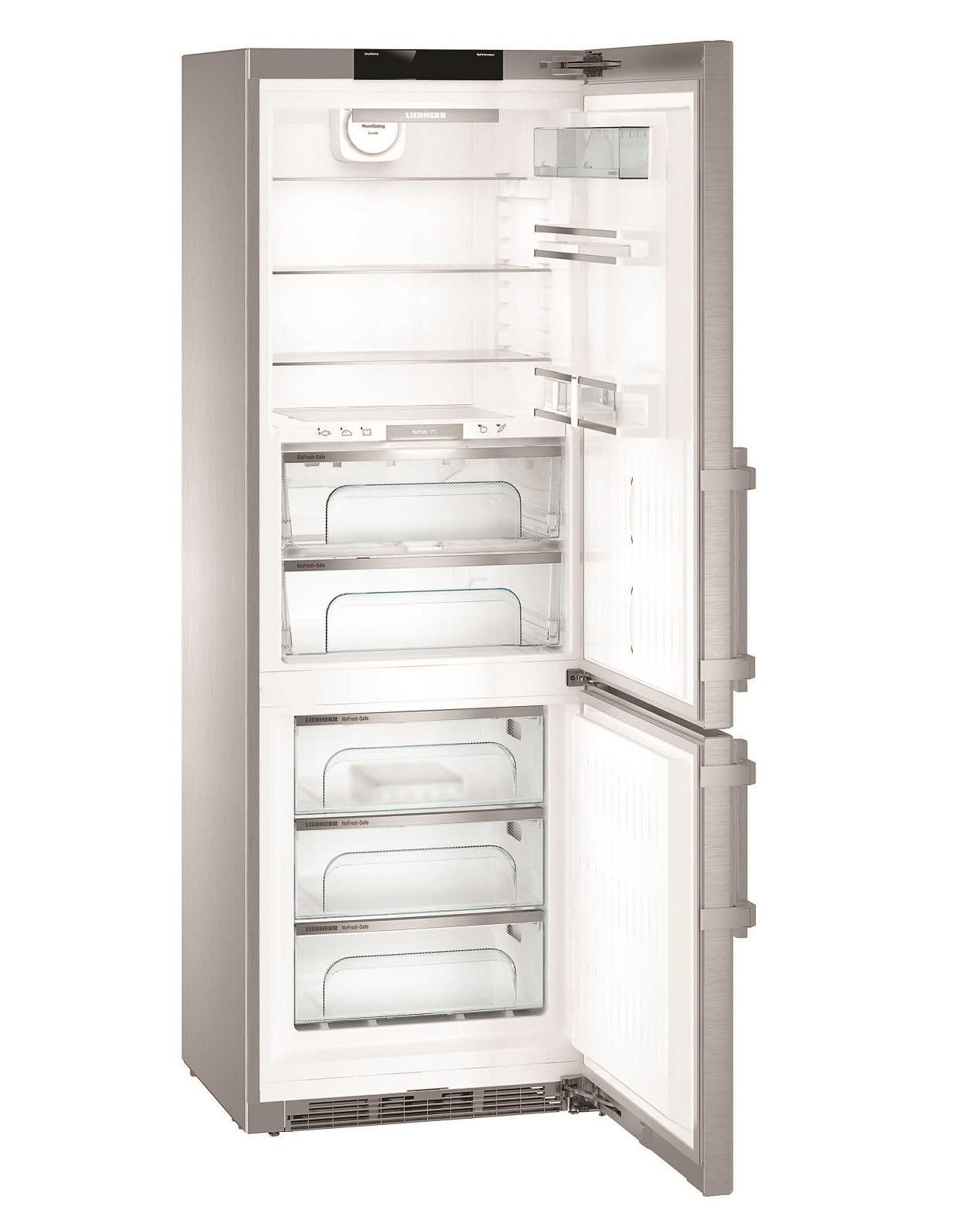 купить Двухкамерный холодильник Liebherr CBNes 5778 Украина фото 2