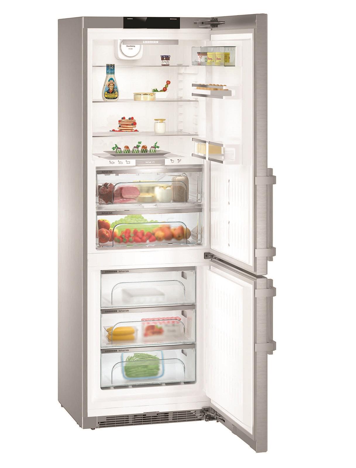 купить Двухкамерный холодильник Liebherr CBNes 5778 Украина фото 0