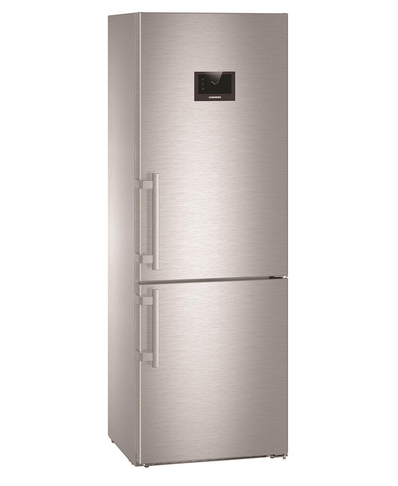 купить Двухкамерный холодильник Liebherr CBNes 5778 Украина фото 1