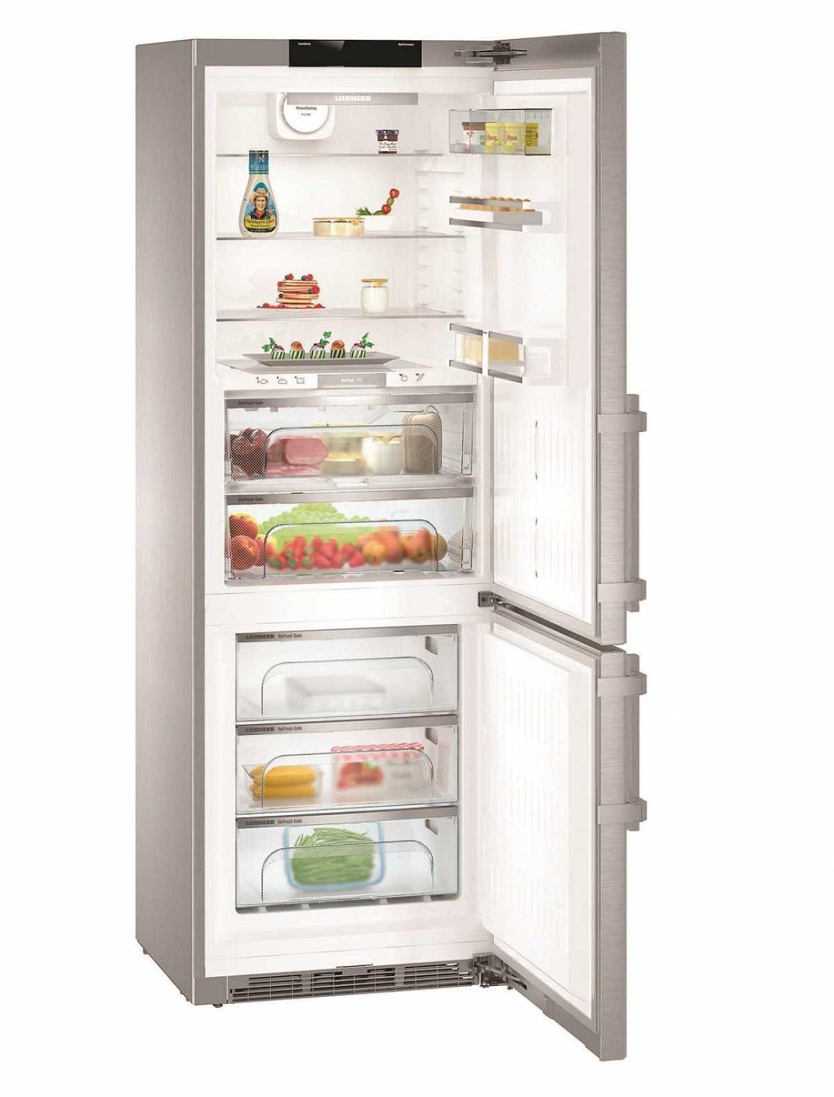 Двухкамерный холодильник Liebherr CBNes 5778 купить украина