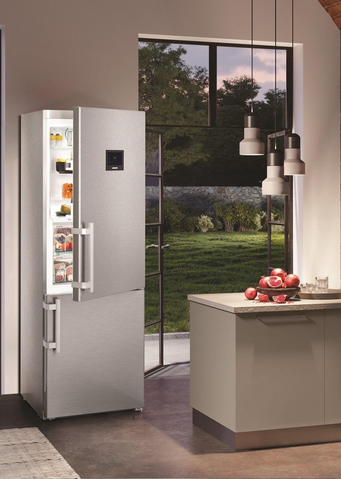 купить Двухкамерный холодильник Liebherr CBNes 5778 Украина фото 7