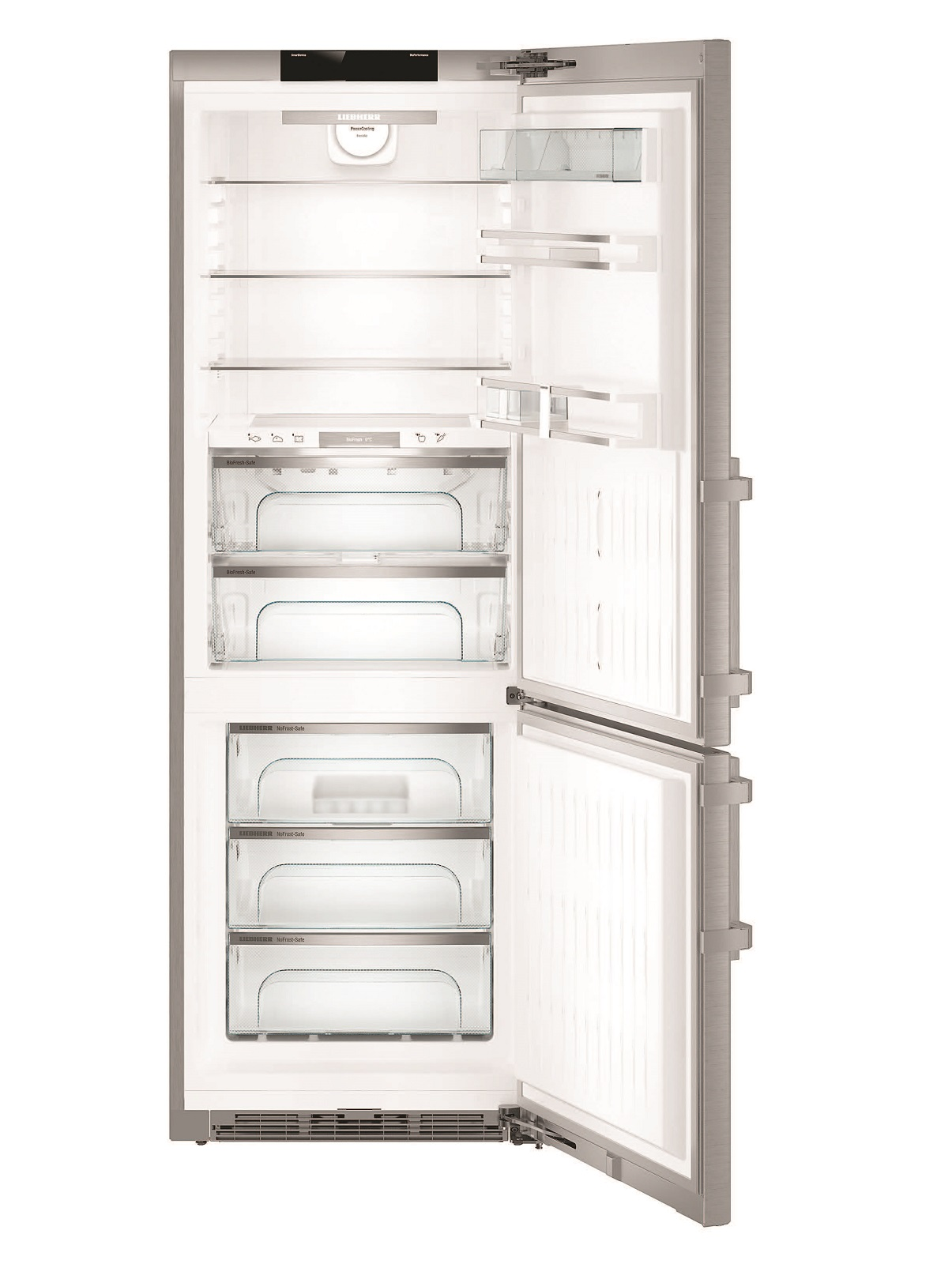 купить Двухкамерный холодильник Liebherr CBNes 5778 Украина фото 4