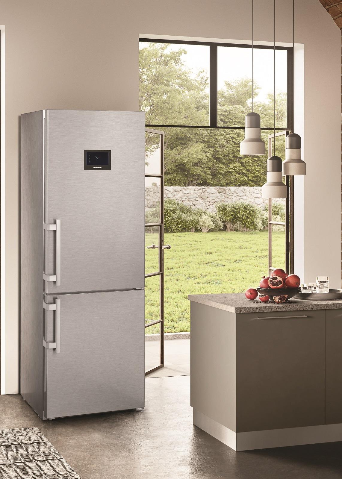 купить Двухкамерный холодильник Liebherr CBNes 5778 Украина фото 6