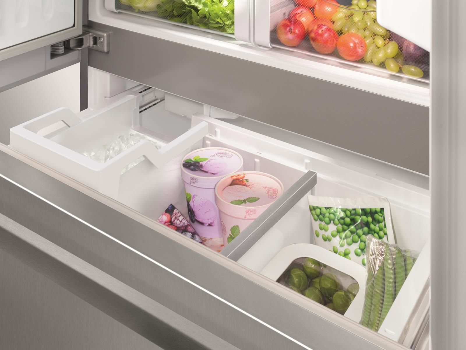 купить Двухкамерный холодильник Liebherr CBNes 6256 Украина фото 7