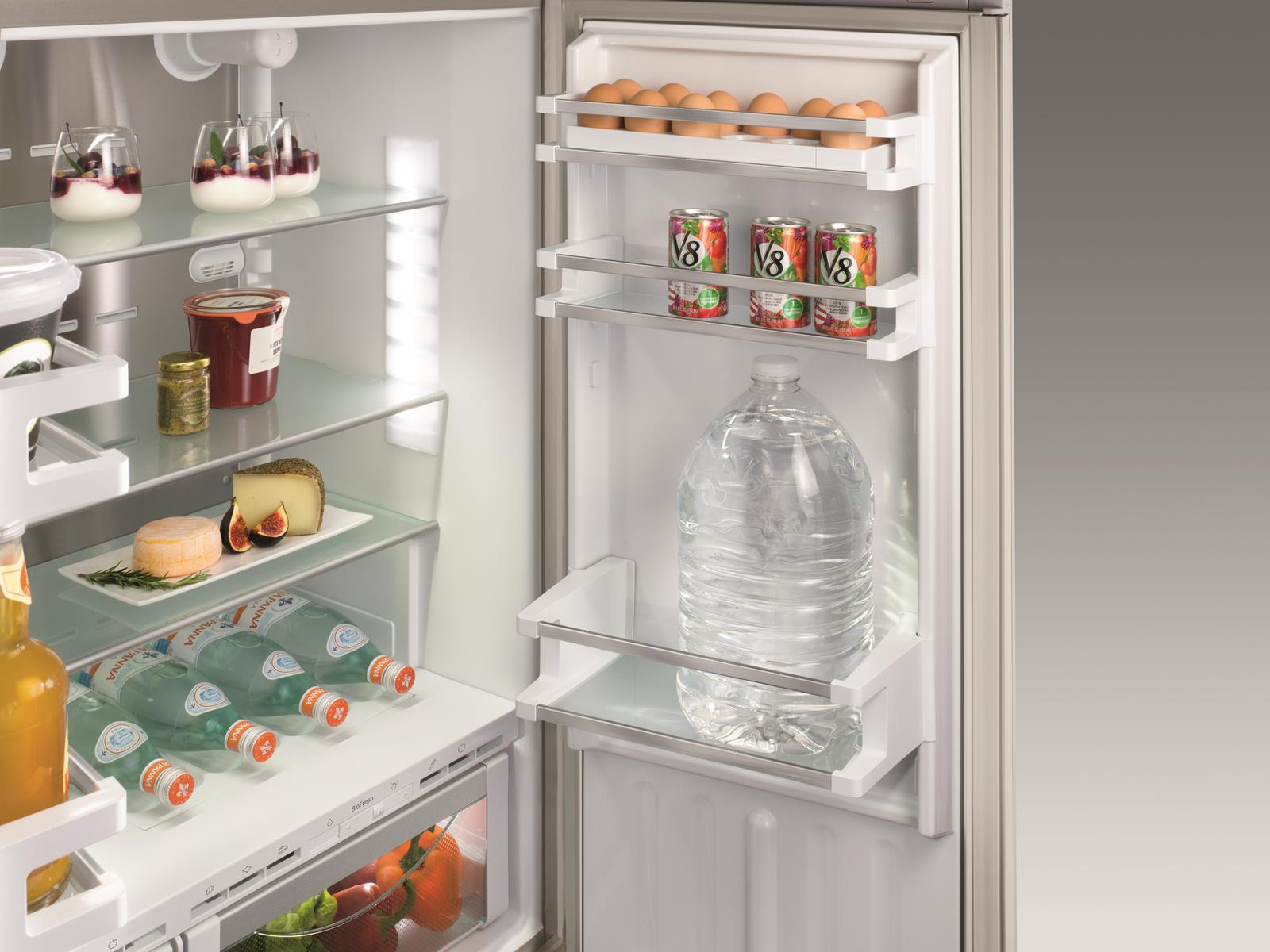 купить Двухкамерный холодильник Liebherr CBNes 6256 Украина фото 9