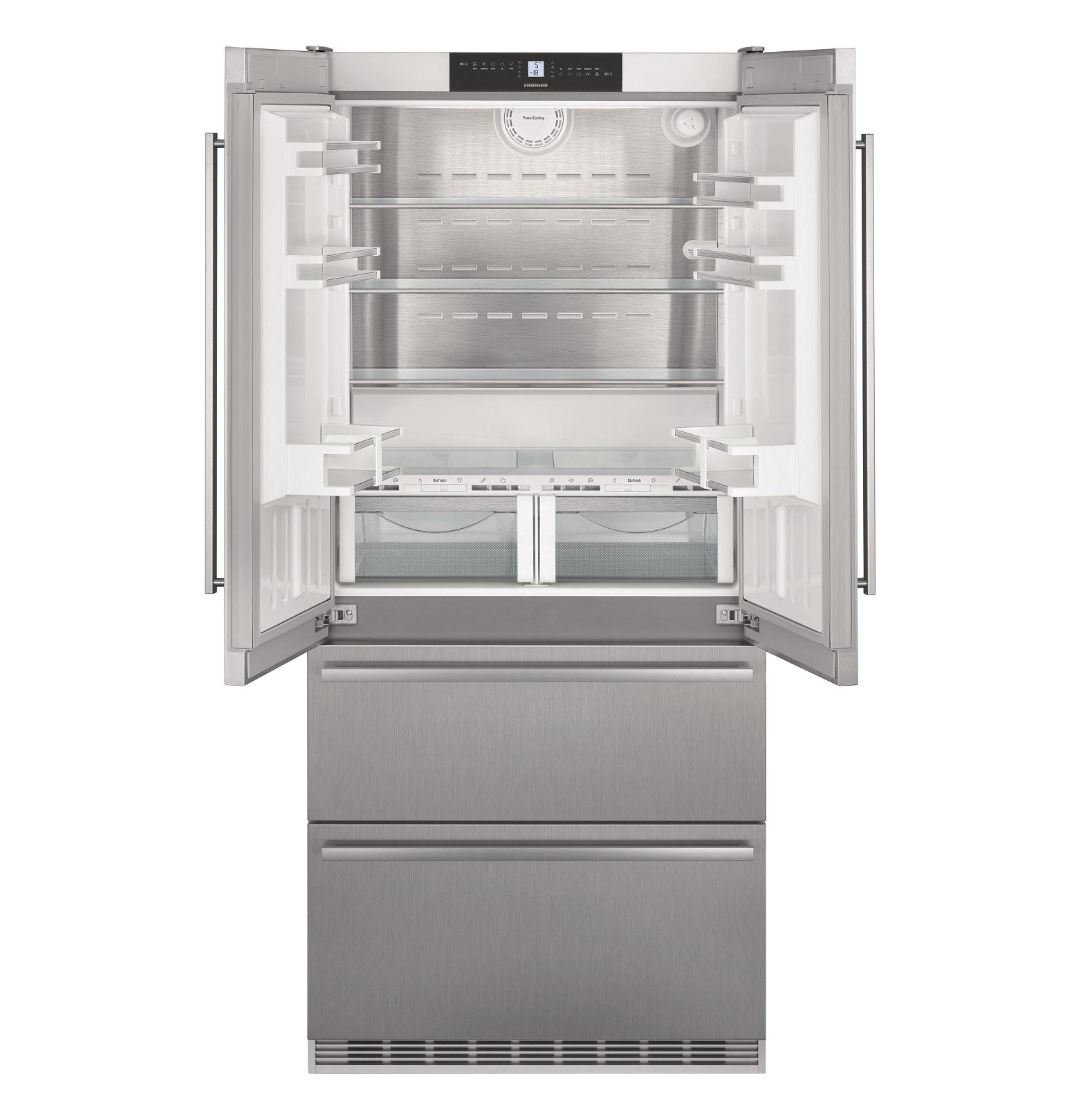 купить Двухкамерный холодильник Liebherr CBNes 6256 Украина фото 2