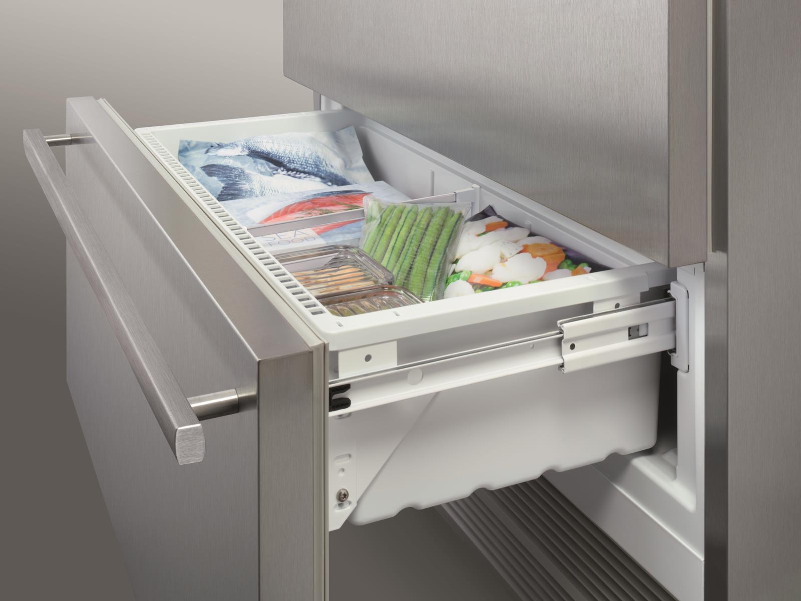 купить Двухкамерный холодильник Liebherr CBNes 6256 Украина фото 8