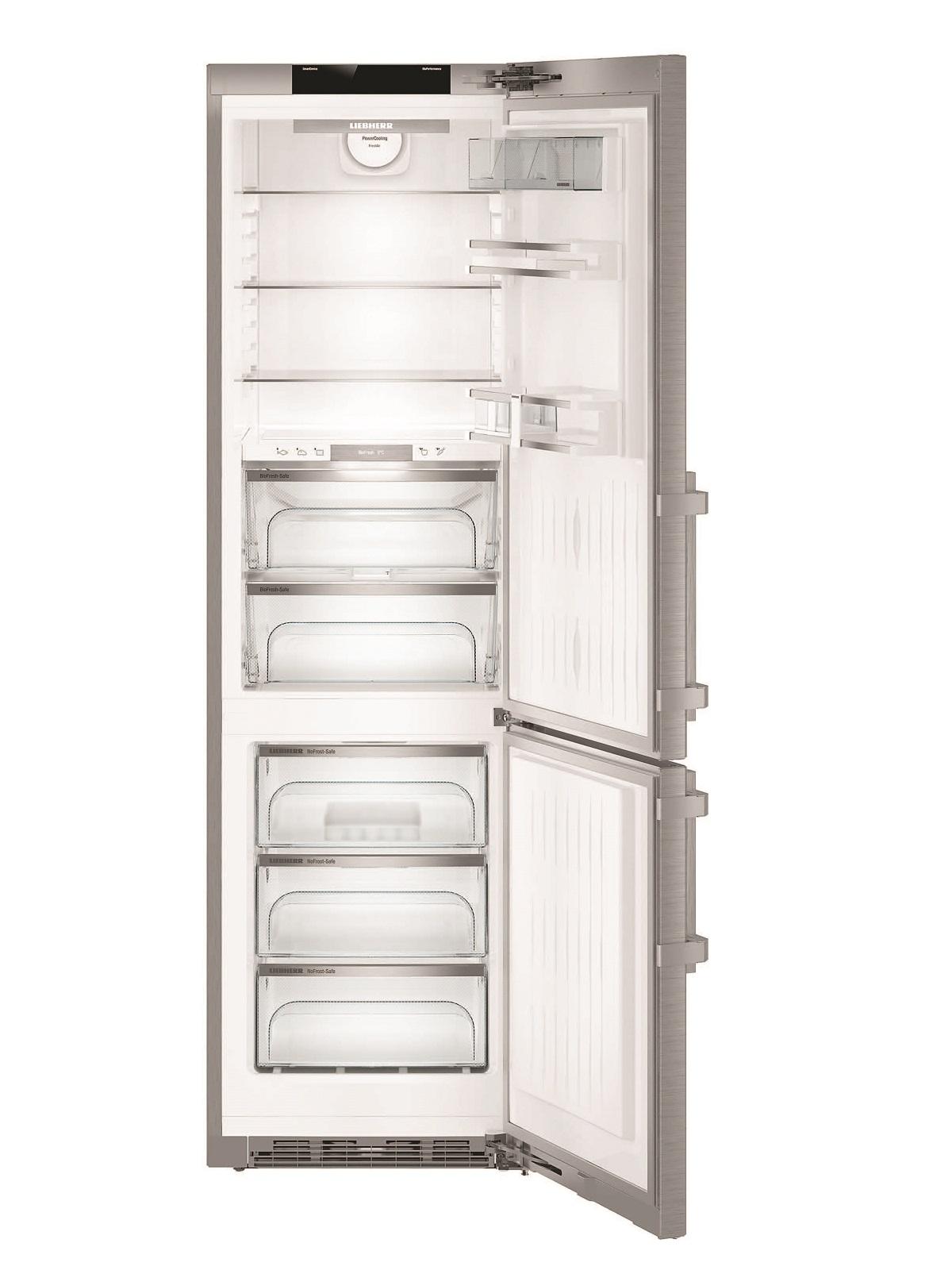купить Двухкамерный холодильник Liebherr CBNies 4878 Украина фото 3