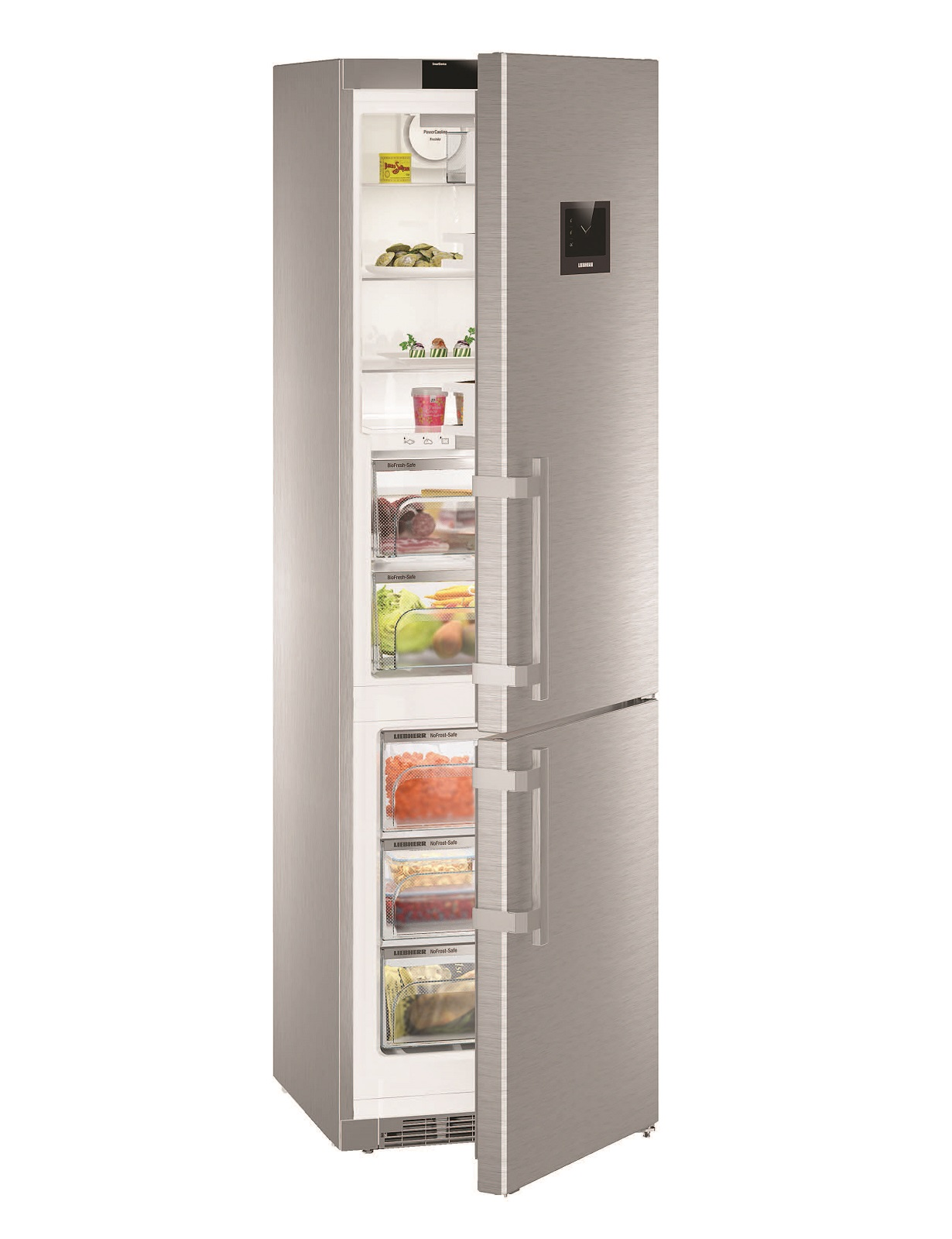 купить Двухкамерный холодильник Liebherr CBNies 4878 Украина фото 6
