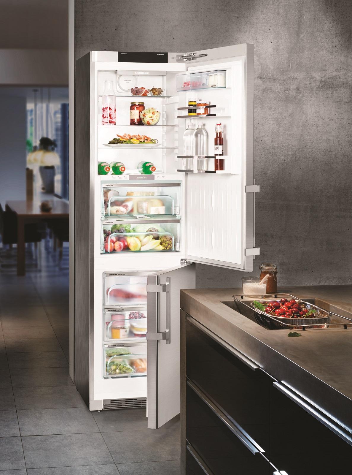 купить Двухкамерный холодильник Liebherr CBNies 4878 Украина фото 7