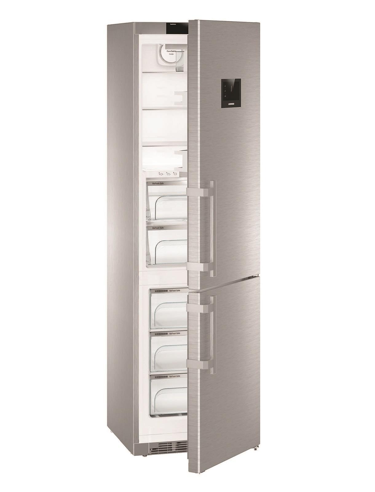 купить Двухкамерный холодильник Liebherr CBNies 4878 Украина фото 2