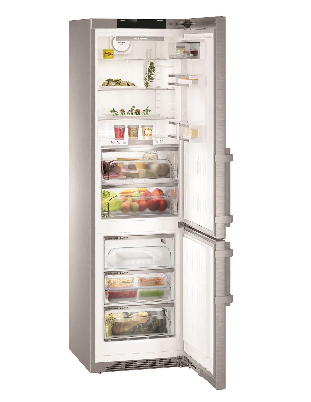 купить Двухкамерный холодильник Liebherr CBNies 4878 Украина фото 0