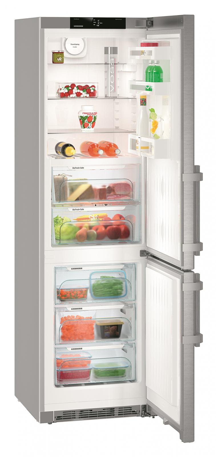 купить Двухкамерный холодильник Liebherr CBef 4815 Украина фото 0