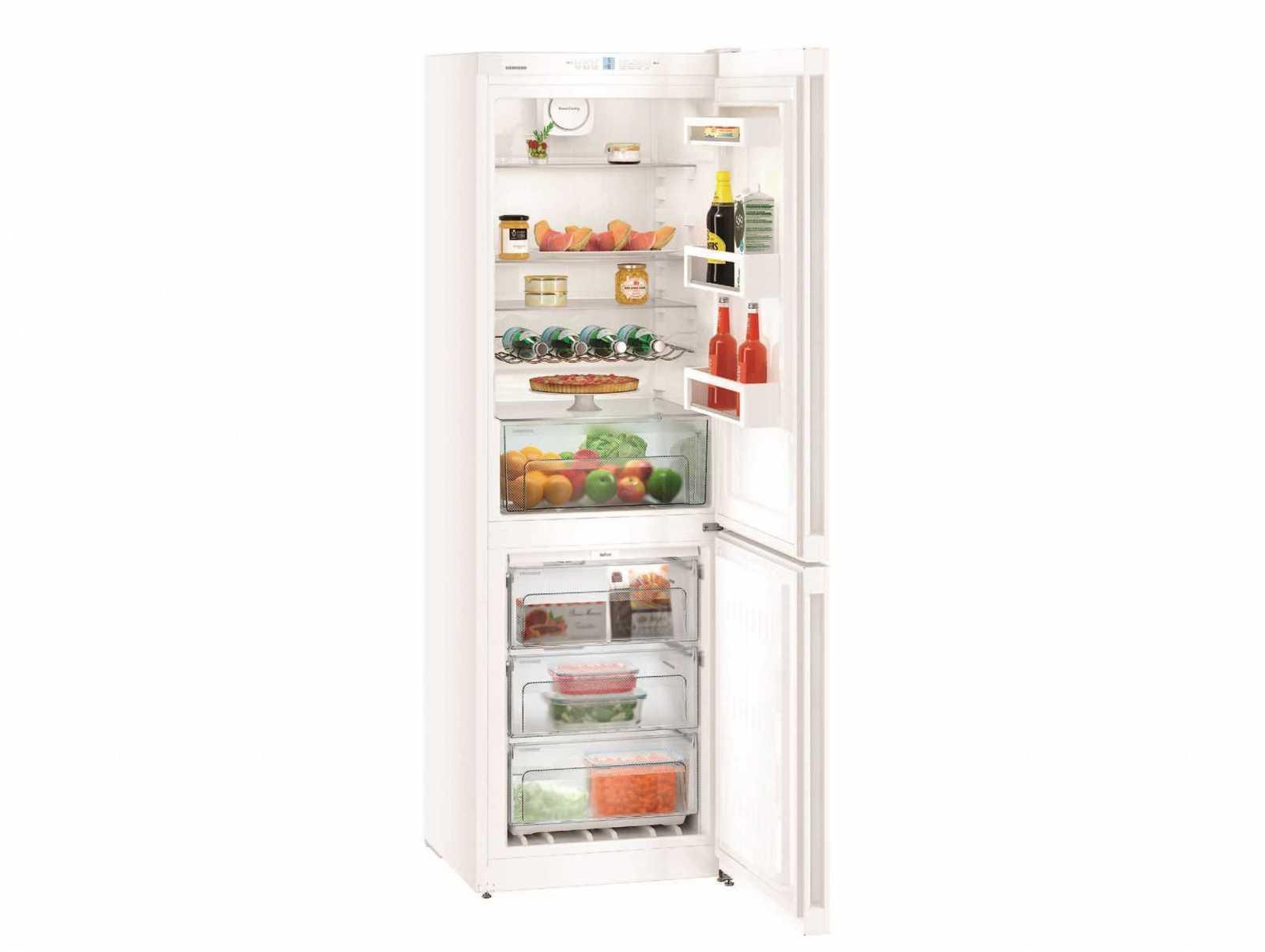 Двухкамерный холодильник Liebherr CN 4313 купить украина