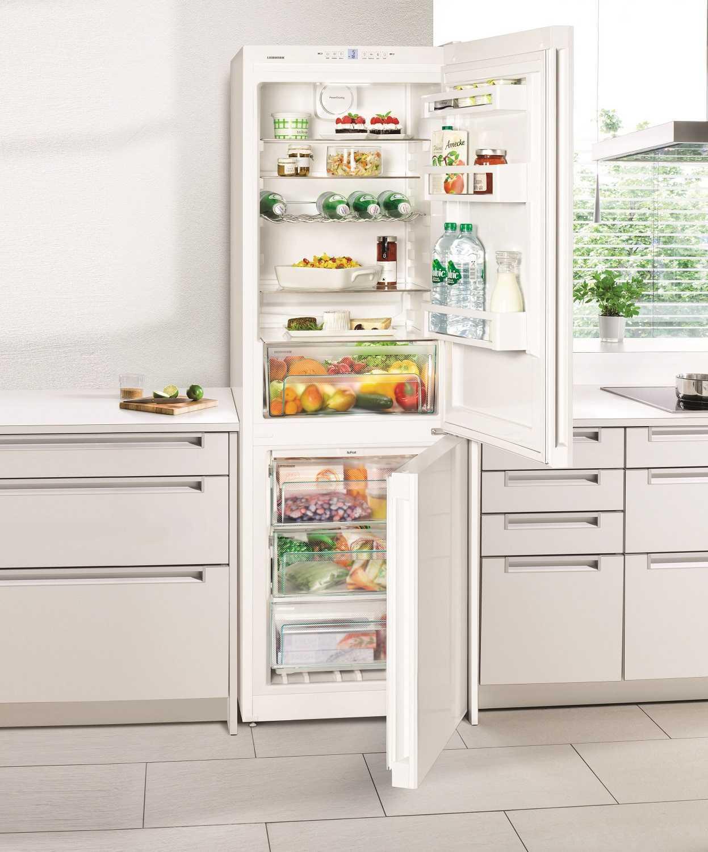 купить Двухкамерный холодильник Liebherr CN 4313 Украина фото 8