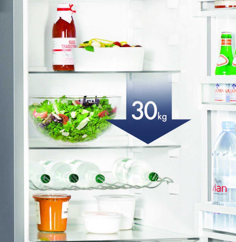 купить Двухкамерный холодильник Liebherr CN 4813 Украина фото 10