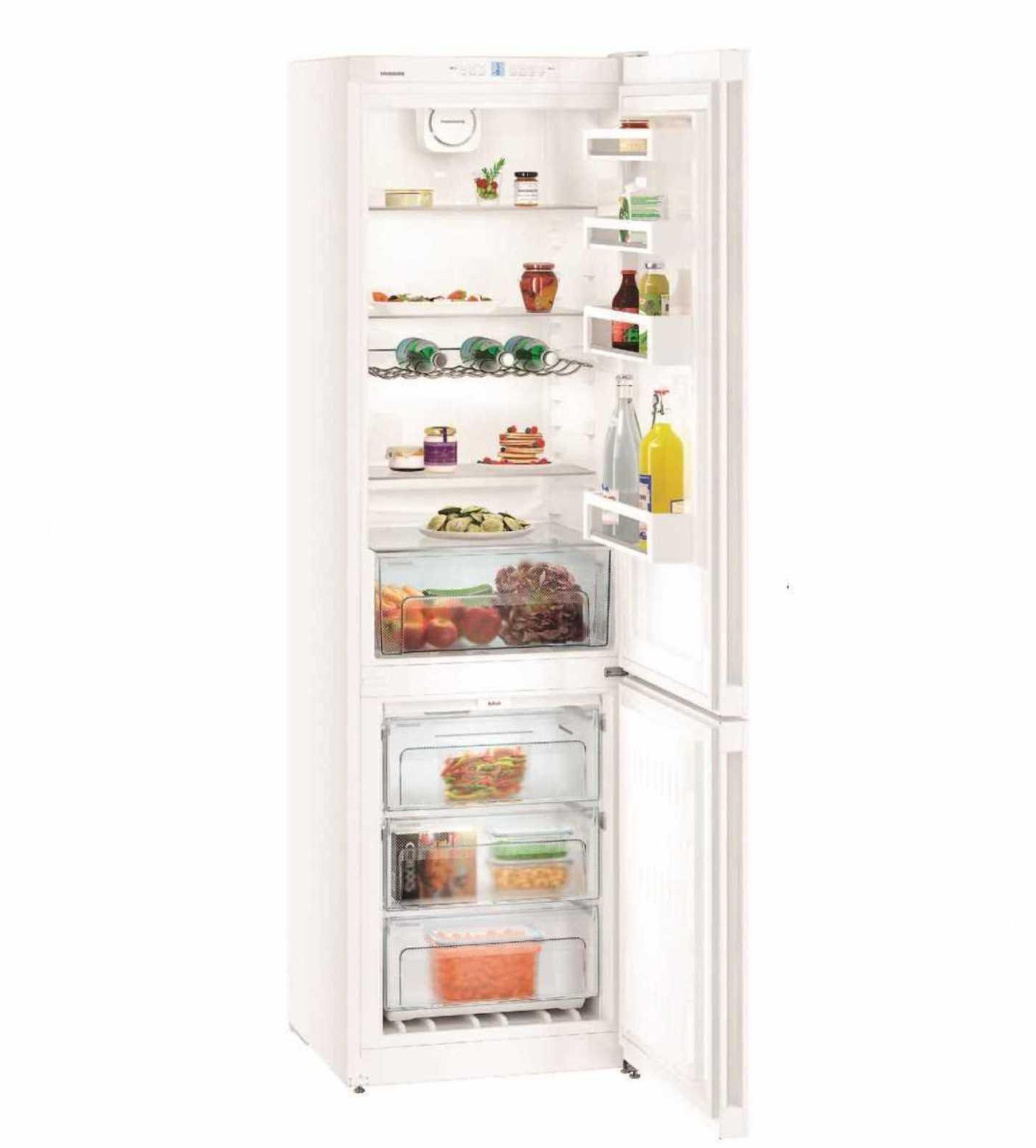 Двухкамерный холодильник Liebherr CN 4813 купить украина