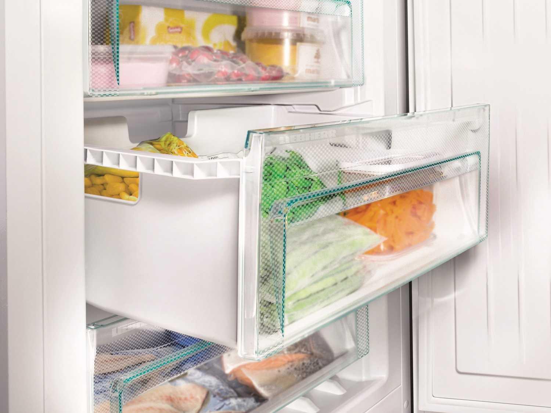 купить Двухкамерный холодильник Liebherr CN 4813 Украина фото 14