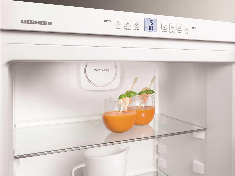 купить Двухкамерный холодильник Liebherr CN 4813 Украина фото 13
