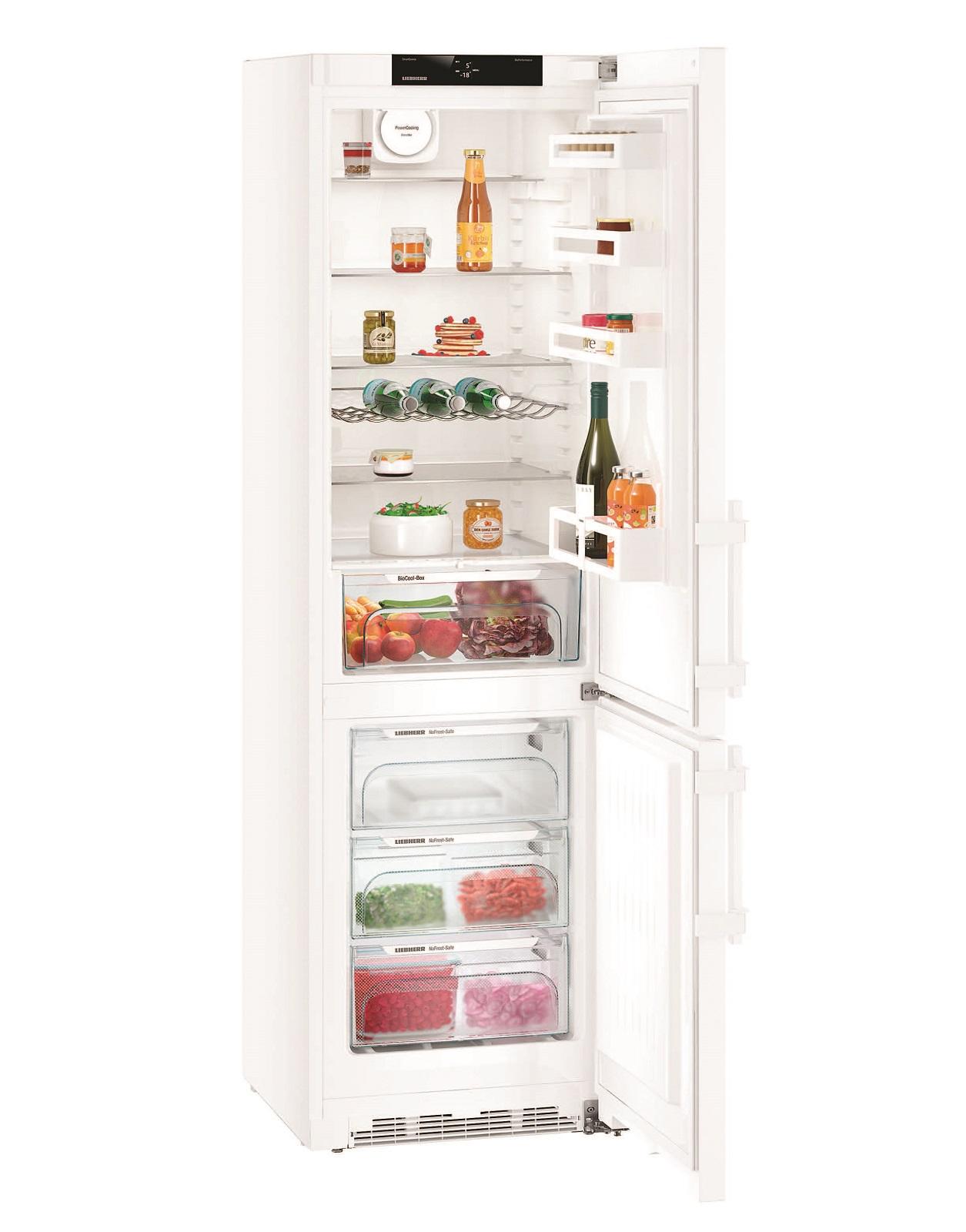 Двухкамерный холодильник Liebherr CN 4835 купить украина
