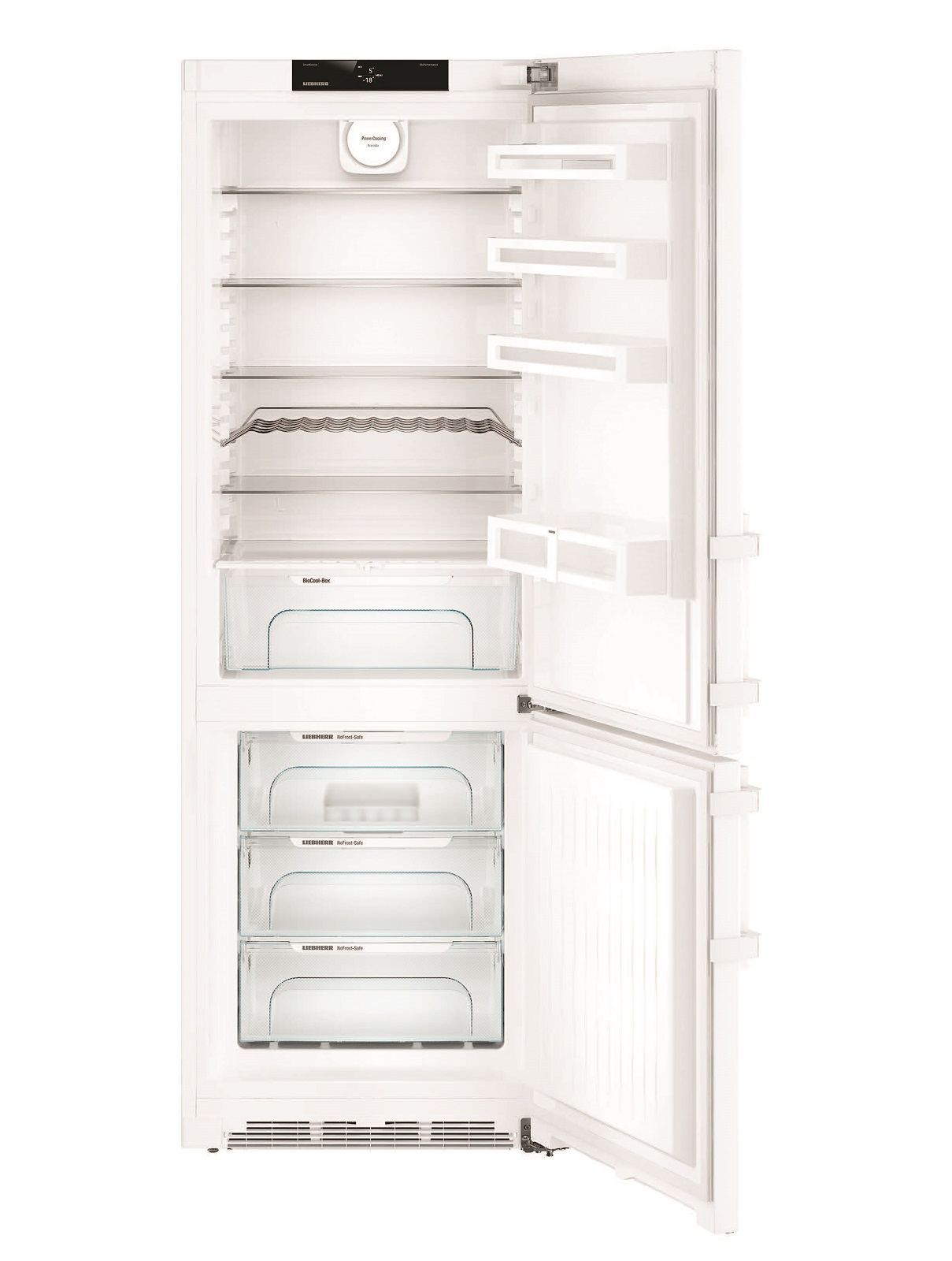 купить Двухкамерный холодильник Liebherr CN 5735 Украина фото 6