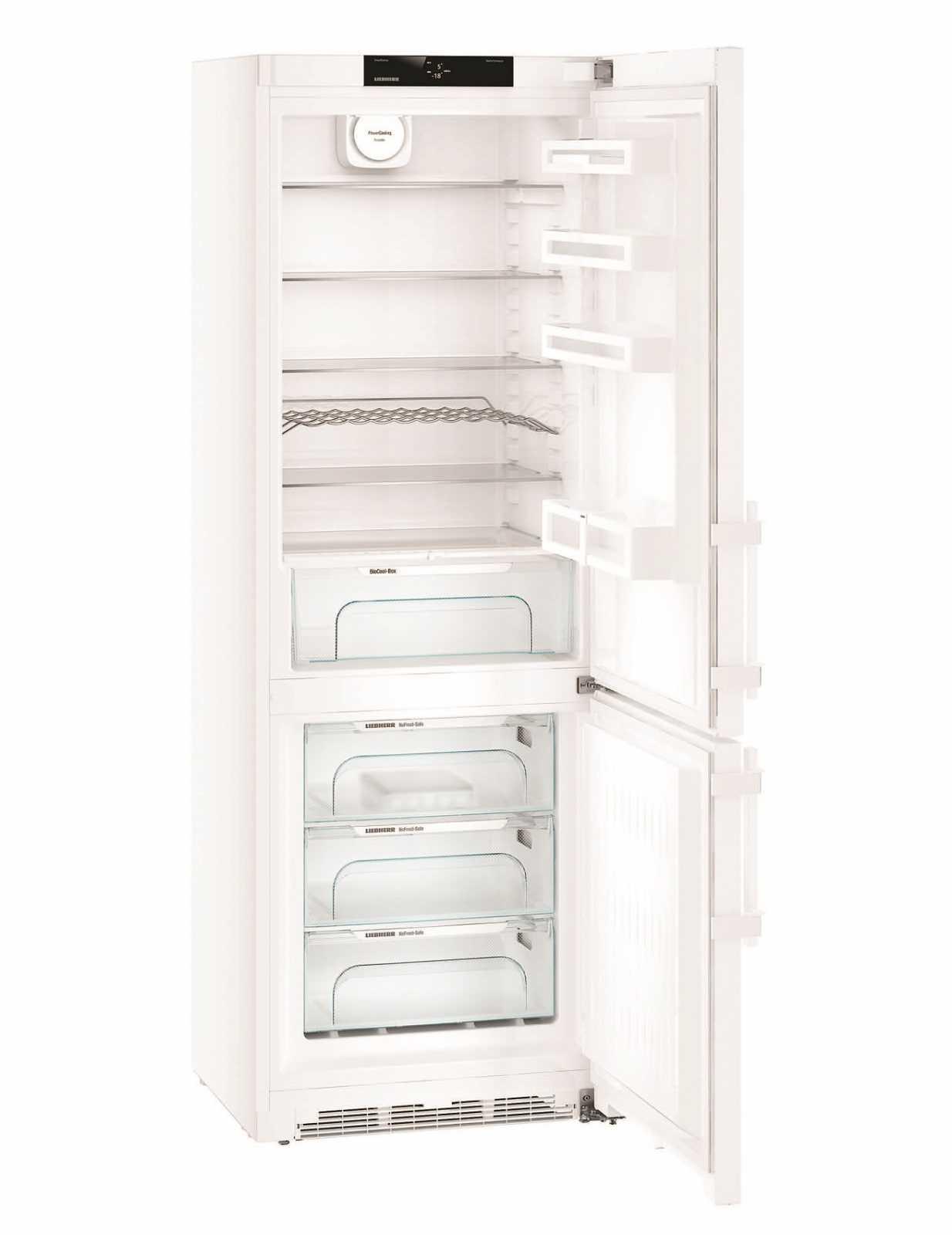 купить Двухкамерный холодильник Liebherr CN 5735 Украина фото 1