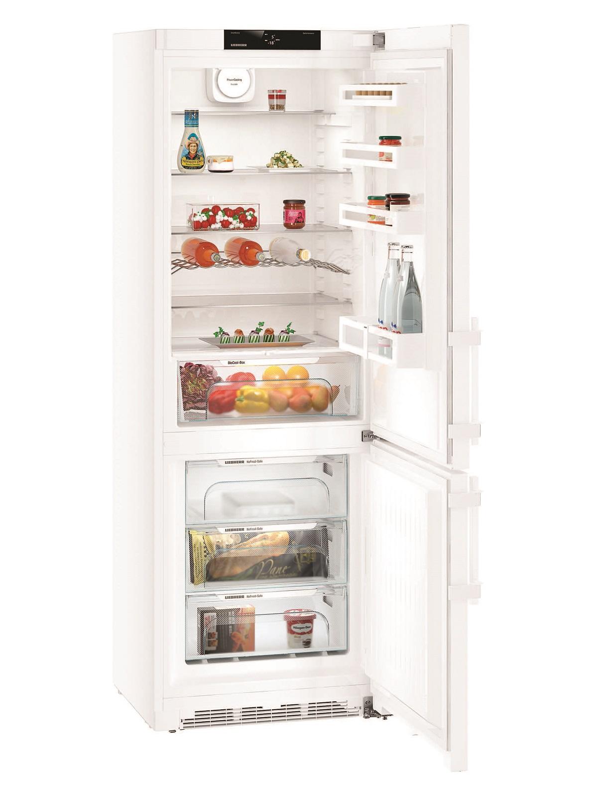 Двухкамерный холодильник Liebherr CN 5735 купить украина