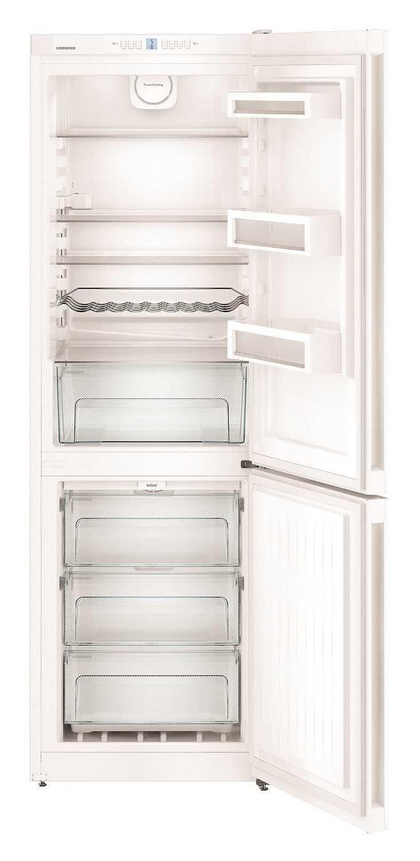 купить Двухкамерный холодильник Liebherr CNP 4313 Украина фото 4